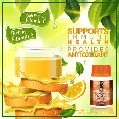 satin skinz bbeau vitamin c antioxidant