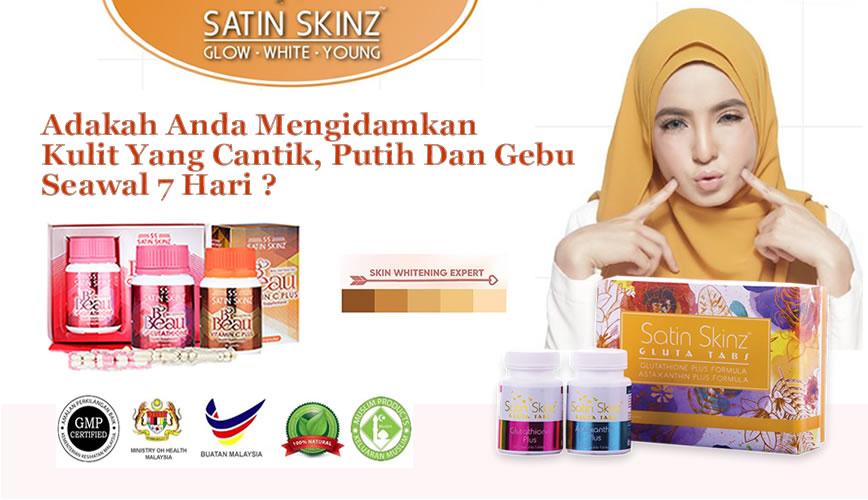 satin skinz skin whitening